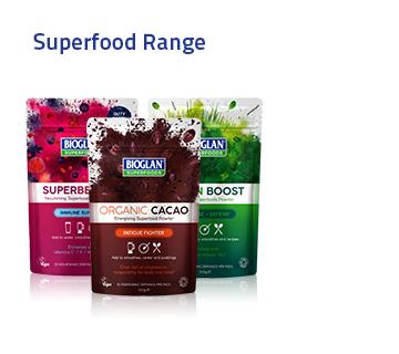 Bioglan Superfood Range