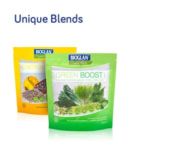 Bioglan Unique Blends