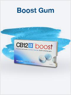 CB12 Boost Gum