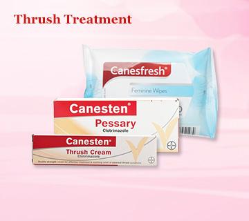 Canesten Thrush Treatments