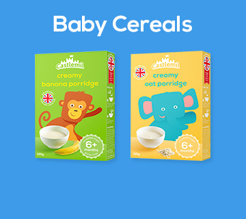 Castlemil Baby Cereals