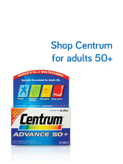 Centrum For Adults 50+