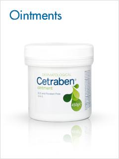 Cetraben Ointments