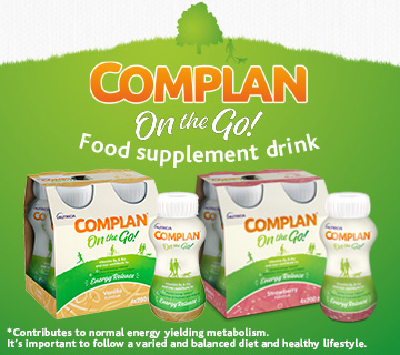 Complan on the go