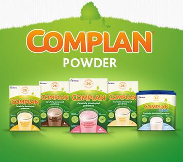 Complan powder