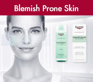Eucerin Blemish Prone Skin