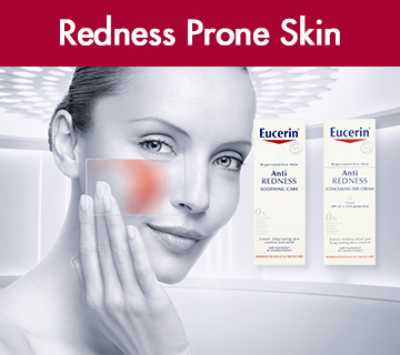 Eucerin Redness Prone Skin