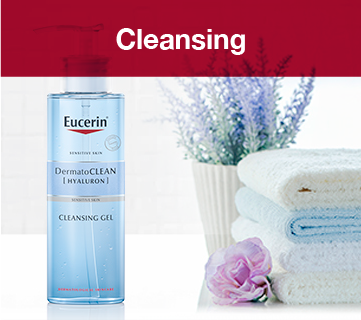 Eucerin Cleansing Tile