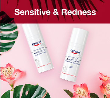 Eucerin Sensitive & Redness Prone Skin
