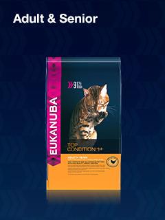 Eukanuba Adult-Senior Cat