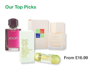 Fragrance Top Picks