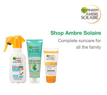 Shop Garnier Ambre Solaire