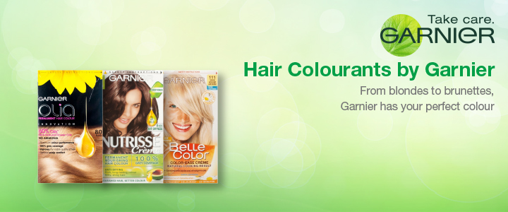 Garnier Hair Colourants
