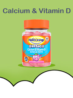 Haliborange Calcium & Vitamin D