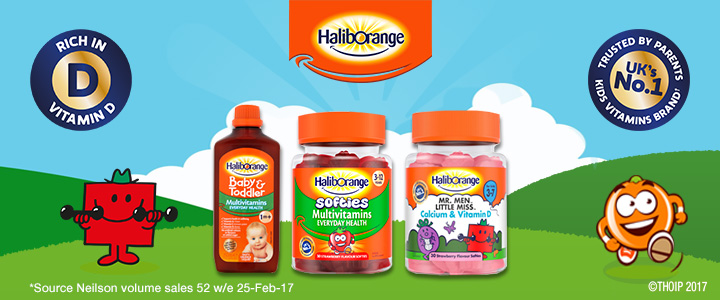 Haliborange Children's Vitamins