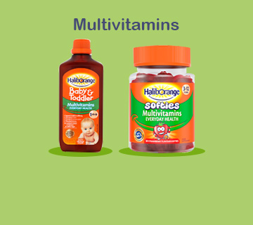 Haliborange Multivitamins