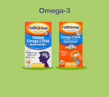 Haliborange Omega-3