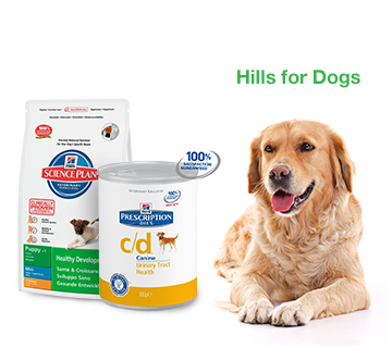 Hills For Dogs