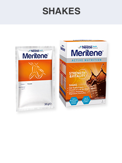 Meritene Shakes