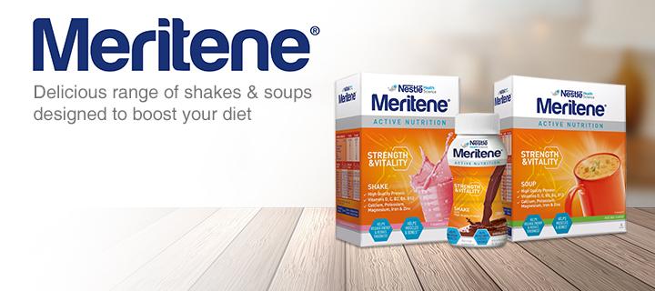 Meritene Soups & Shakes