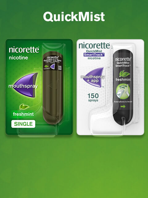 Nicorette QuickMist