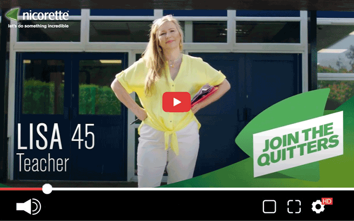 Lisa's Quit Smoking Journey | Join the Quitters