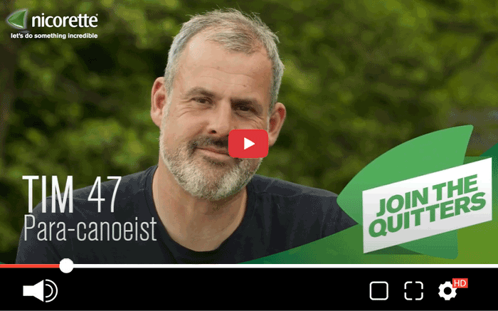 Tim's Quit Smoking Journey | Join the Quitters