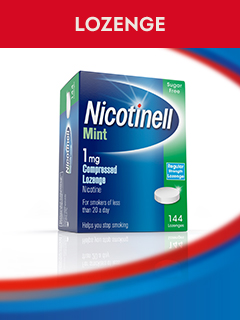 Nicotinell Lozenges