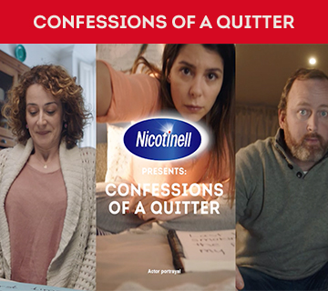 Confessions of a Quitter - Nicotinell