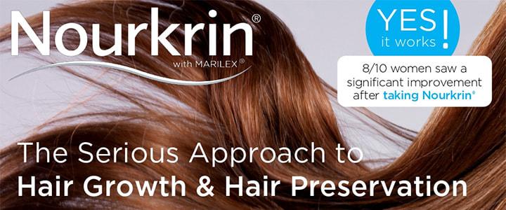 Nourkrin Hair Loss Treatments