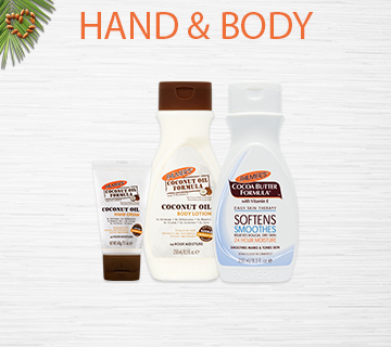 Palmer's Hand & Body