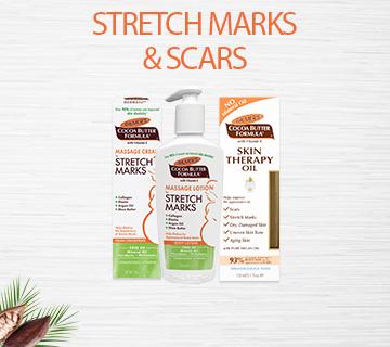 Palmer's Stretch Marks & Scars