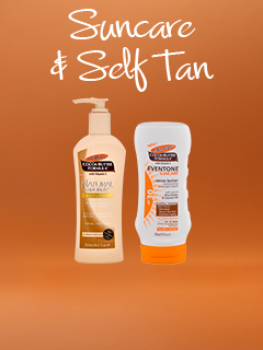 Palmers Suncare and Self Tan