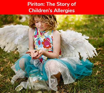 Piriton: The Story Of Children's Allergies