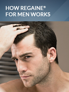 How Regaine For Men Works