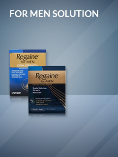Regaine For Men Solution
