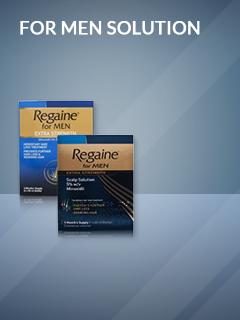Regaine For Men Solution