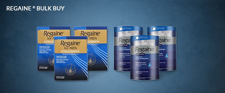 Regaine Bulk Buy
