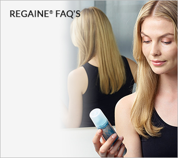 Regaine FAQ