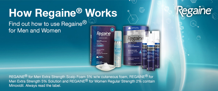 How Regaine Works