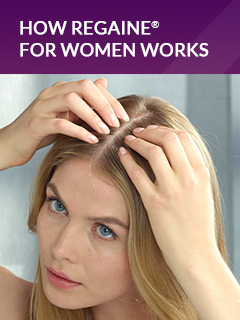 How Regaine For Women Works