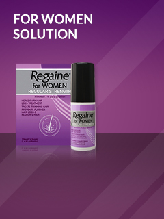 Regaine For Women Solution