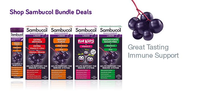 Shop Sambucol Bundle Deals