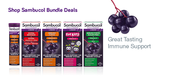 Shop Sambucol Bundle Deals