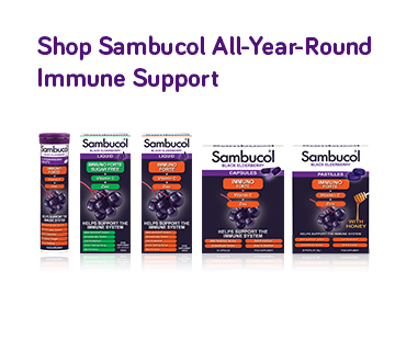 Shop Sambucol All-Year-Round Immune Support