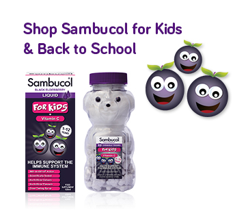 Shop Sambucol for Kids & Back to School