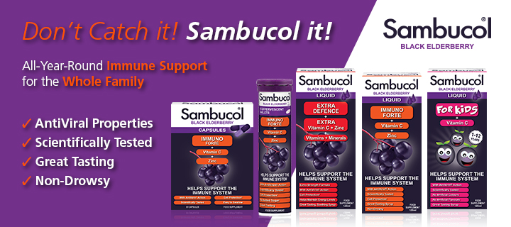 Shop Sambucol
