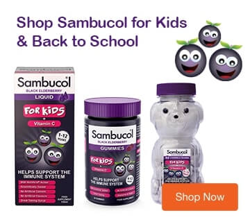 Shop Sambucol for Kids & Back to School