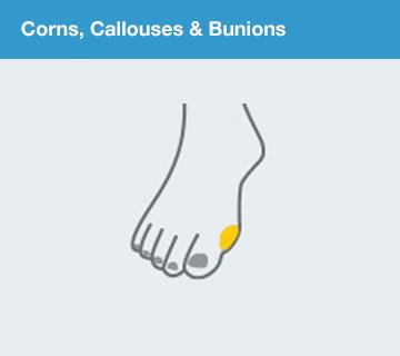 Scholl Corns, Callouses & Bunions
