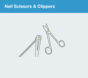 Scholl Nail Scissors & Clippers